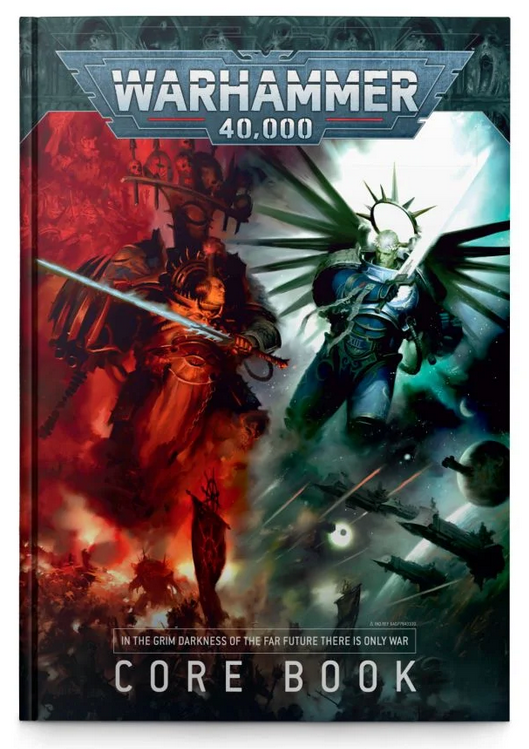 Warhammer 40k 9th Edition Rule Book | Multizone: Comics And Games