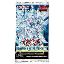 Yu-Gi-Oh! Dawn of Majesty | Multizone: Comics And Games