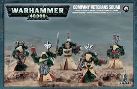 Dark Angels Company Veterans Squad / Fallen-Miniatures|Figurines-Multizone: Comics And Games | Multizone: Comics And Games