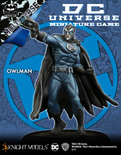 OWLMAN (MV)-Batman Miniature Game-Multizone: Comics And Games | Multizone: Comics And Games