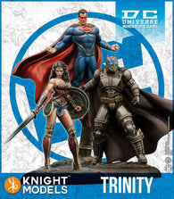 B V S: Trinity (resin)-Batman Miniature Game-Multizone: Comics And Games