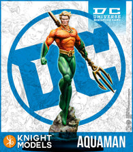 Aquaman (Resin)-Batman Miniature Game-Multizone: Comics And Games