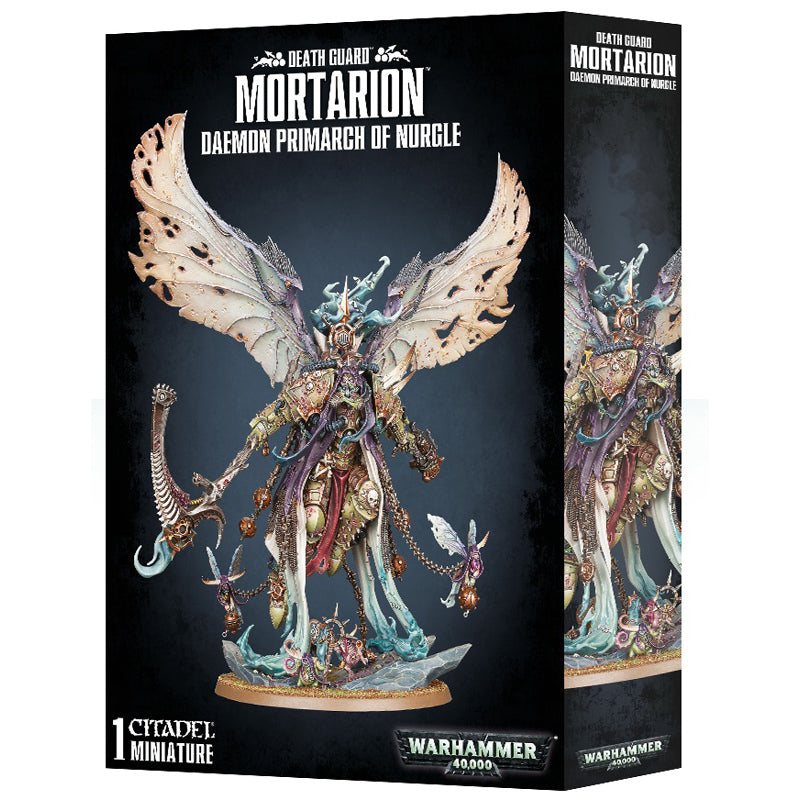 Mortarion, Daemon Primarch of Nurgle-Miniatures|Figurines-Multizone: Comics And Games | Multizone: Comics And Games