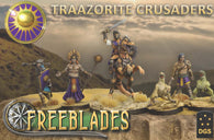 Traazorite Crusaders:  Starter Box