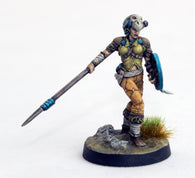 Urdaggar Tribes of Valor: Valkyrie