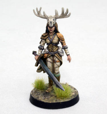 Ally: Stag Warrior