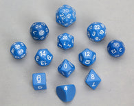 Accessories: Dice, blue (12 pcs)
