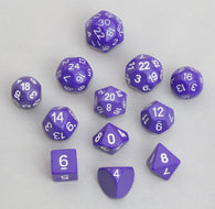 Accessories: Dice, purple (12 pcs)