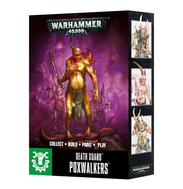 Easy To Build: Death Guard Poxwalkers-Miniatures|Figurines-Multizone: Comics And Games | Multizone: Comics And Games