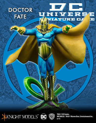 DOCTOR FATE-Batman Miniature Game-Multizone: Comics And Games | Multizone: Comics And Games