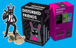 Disturbed Friends: expansion 1