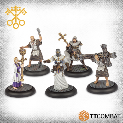 Dogmatists-Miniatures|Figurines-Multizone: Comics And Games