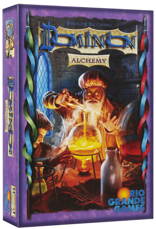 Dominion: Alchemy expansion (ENG)