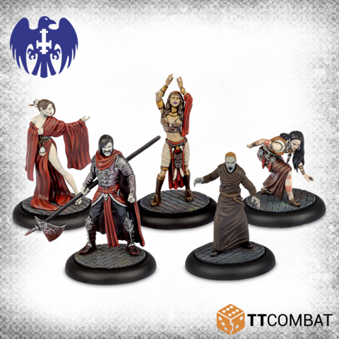 Dracula's Host-Miniatures|Figurines-Multizone: Comics And Games | Multizone: Comics And Games