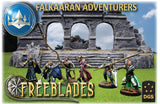Falkaaran Adventurers: Starter Box-Freeblades-Multizone: Comics And Games