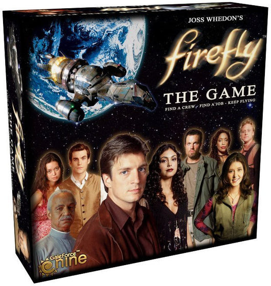 Firefly: The Game (ENG)