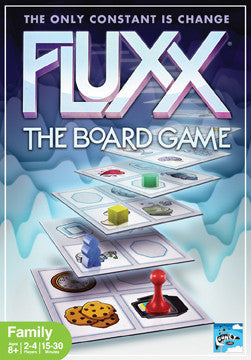 Fluxx: The Boardgame (ENG)