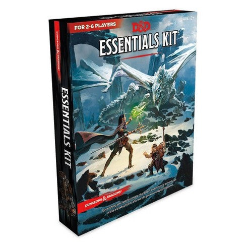 D&D 5e: Essentials kit-Dungeons & Dragons-Multizone: Comics And Games