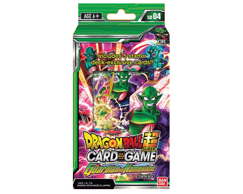 Guardian of Namekians Starter deck - DBS