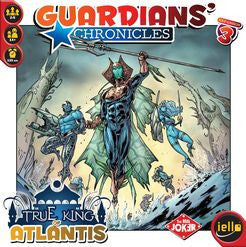 Guardians Chronicles: True King of Atlantis (ENG)