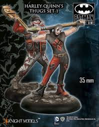 HARLEY QUINN'S THUGS SET I-Miniatures|Figurines-Multizone: Comics And Games | Multizone: Comics And Games