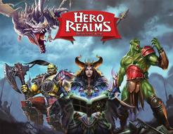 Hero Realms-Board Game-Multizone: Comics And Games | Multizone: Comics And Games