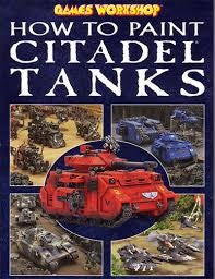 How to Paint - Citadel Tanks (ENG)