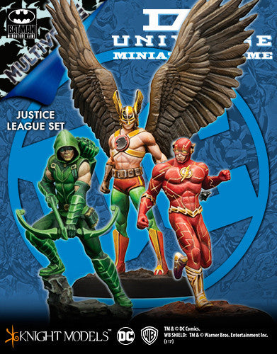 JUSTICE LEAGUE SET