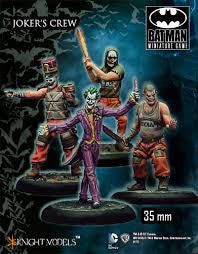 JOKER'S CREW-Batman Miniature Game-Multizone: Comics And Games | Multizone: Comics And Games