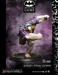 JOKER'S TITAN CLOWN