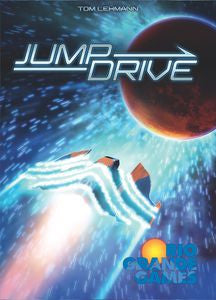 Jump Drive (ENG)-Board game-Multizone: Comics And Games | Multizone: Comics And Games