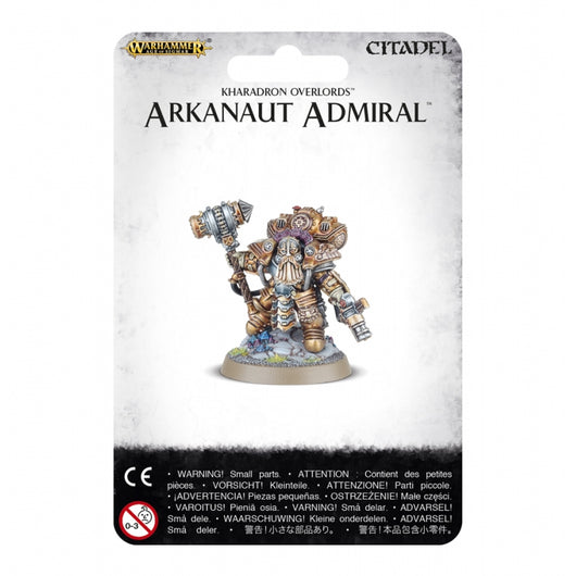 Arkanaut Admiral-Warhammer AOS-Multizone: Comics And Games