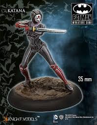 KATANA-Batman Miniature Game-Multizone: Comics And Games | Multizone: Comics And Games