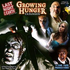 Last Night on Earth: Growing Hunger (ENG)-Board game-Multizone: Comics And Games | Multizone: Comics And Games