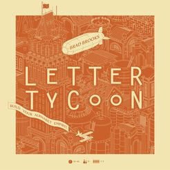 Letter Tycoon (ENG)-Board game-Multizone: Comics And Games