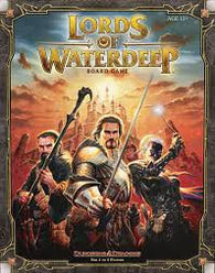 D&D: Lords of Waterdeep (ENG)-Board game-Multizone: Comics And Games
