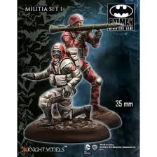 MILITIA SET I-Miniatures|Figurines-Multizone: Comics And Games | Multizone: Comics And Games