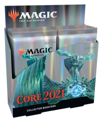 CORE 21 Collector Booster | Multizone: Comics And Games