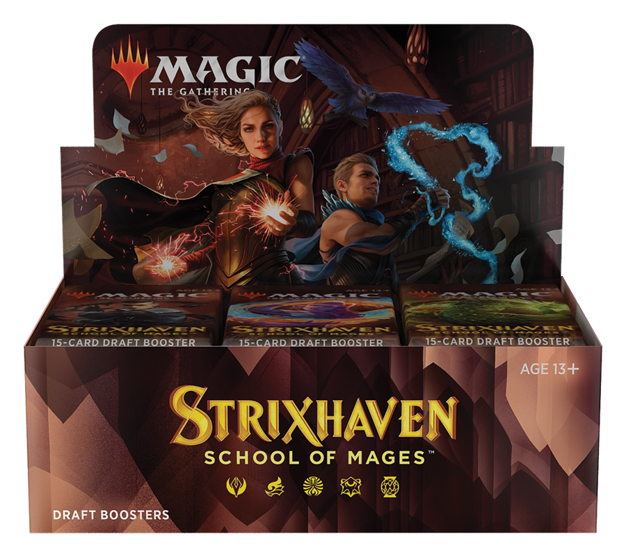 Strixhaven Draft Booster | Multizone: Comics And Games