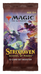 Strixhaven Set Booster | Multizone: Comics And Games