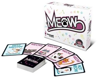 Meow-Board Game-Multizone: Comics And Games | Multizone: Comics And Games