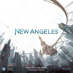 New Angeles (ENG)-Board game-Multizone: Comics And Games | Multizone: Comics And Games