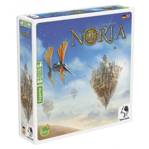 Noria-Board game-Multizone: Comics And Games | Multizone: Comics And Games