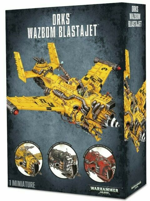 Dakkajet / Blitza-Bommer / Burna-Bommer / Wazbom Blastajet-Miniatures|Figurines-Multizone: Comics And Games