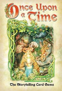 Once Upon a Time (ENG)-card game-Multizone: Comics And Games