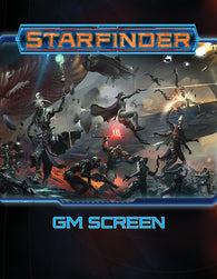 Starfinder GM Screen-Starfinder-Multizone: Comics And Games