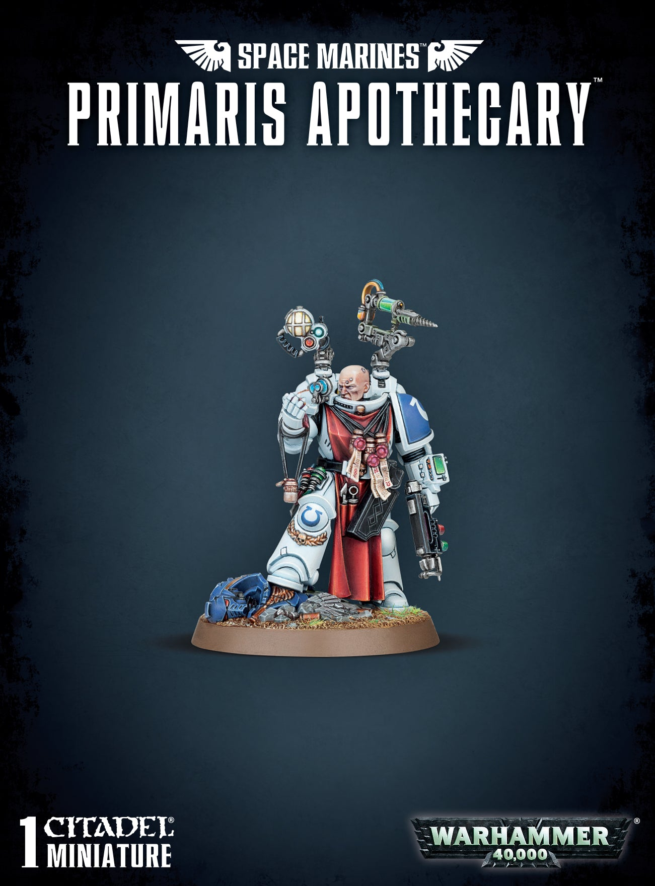 Primaris Apothecary-Miniatures|Figurines-Multizone: Comics And Games | Multizone: Comics And Games