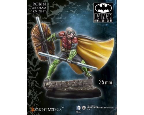 ROBIN ARKHAM KNIGHT-Batman Miniature Game-Multizone: Comics And Games | Multizone: Comics And Games