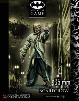 SCARECROW-Batman Miniature Game-Multizone: Comics And Games | Multizone: Comics And Games