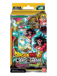 Crimson Sayan - Starter Deck - DBS-Dragon Ball Super-Multizone: Comics And Games